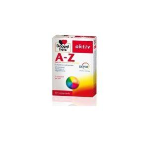 AKTIV A-Z ACTION DURABLE, 30 Comprimés