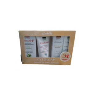 CYTOLNAT pack soin capillaire complet