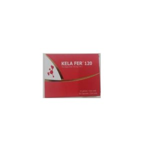 KELA FER 120 mg, 30 capsules