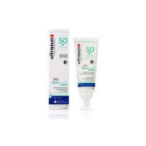 ULTRASUN Mineral Baby Sun Cream SPF50 50ml