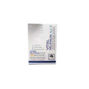 Vital Selenium-ACE+ Gelee Royale 30 Gelules