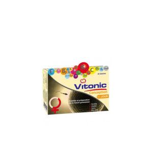 VITONIC CONCEPTION, 30 gélules