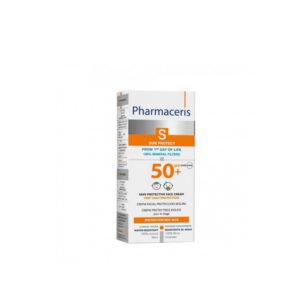 Pharmaceris S minérale bébé SPF50+, 50ml