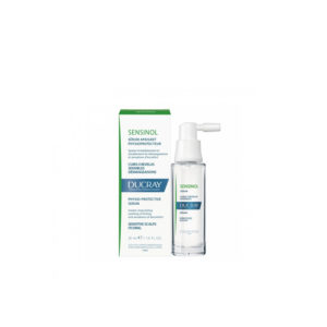 Ducray Sensinol serum capillaire apaisant sans rincage, 30ml