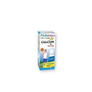 Pédiakids Calcium & Vit D3 , 150 ml